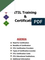 7126965 ITIL Certification Presentation A