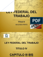 TITULO IV
