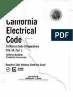 CA Elect Code