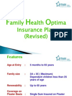 Family Health Optima - Revised PPT