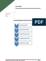 Personal Development Plan1