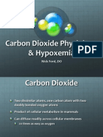 Carbon Dioxide Physiology 4094