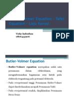 ButlerVolmer