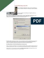 Khắc Phục Phiền hà Khi Khởi động máy tính
