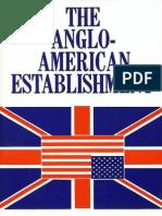 The Anglo American Establishment-Carroll Quigley-1981