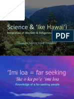 Hawaiian Science in 5 Minutes