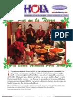 El periodico HOLA (Nov./Dec. 2008)