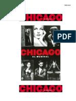 Chicago en Argentina - Libreto