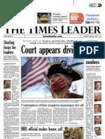Times Leader 03-29-2012