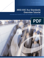 ANSI ASC X12 Standards Overview Tutorial