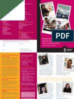 Ma Tesol Brochure 2009[1]