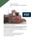 Phương pháp gửi hàng nguyên container