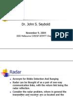 RF Propagation Clutter