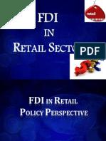 FDI in Retail.