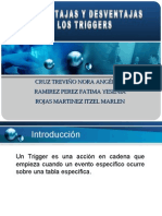 Triggers Desventajas Ventajas y Usos