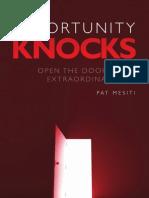 Opportunity Knocks eBook