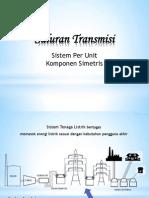 Sistem Per Unit Komponen Simetris