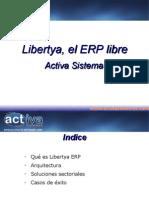 Libertya, el ERP Libre