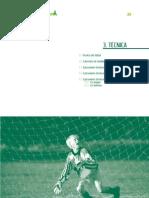 Futbol definiciones tecnicas