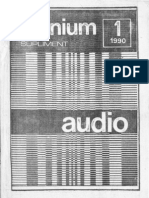 Supliment Tehnium Audio 1990