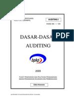 Dasar Auditing Final 2009