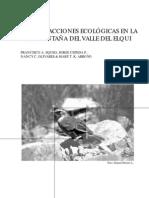 Squeo Et Al 2006 Interacciones Ecologic As en La Alta Montana