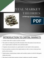 Capital Market Theories