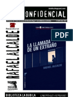 L'H Confidencial, especial 2012. La llamada de un extraño, de Rafael Alcalde Premi L'H Confidencial 2012