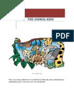 The Animal Kids- Joysree Das