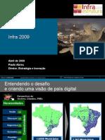 Infra 2009 - Apresentação Paulo Abreu - Cisco