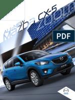 Mazda CX5 Brochure