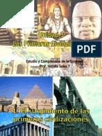 Unidad 3 Las Primeras Civilizaciones (3)