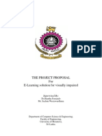 The Project Proposal