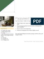 Poppyseed Dressing 3x5