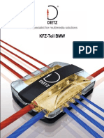 KFZ-Teil BMW