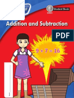 Addition and Subtraction Packet