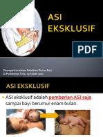 ASI EKSKLUSIF