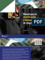 Manual Para La Identificacion de Peligros