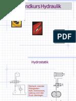 Grundkurs Hydraulik