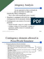 I10ContingencyAnalysis