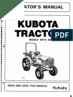 kubota bx1800 bx2200 tractor workshop service manual searchable Kubota Bx25 Wiring Diagram
