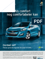 Advertentie Autobedrijf Albert Sebel - Hyundai (in