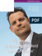 Joheco Automatisering Coverstory (in