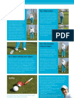 Golfinstructies door Michael John de Moor (in