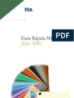 Guia Rapid a 2009 Por Deloitte
