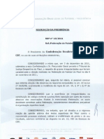 RDP N 10-2011 - Federao de Futebol Do Piau[1]