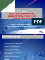 ETSI EADS Presentation