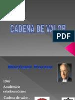 Cadena d Valor