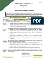PPM 8 - Pendaftaran Kumpulan Pengakap