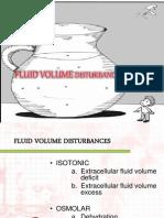 Fluid Volume Disturbances